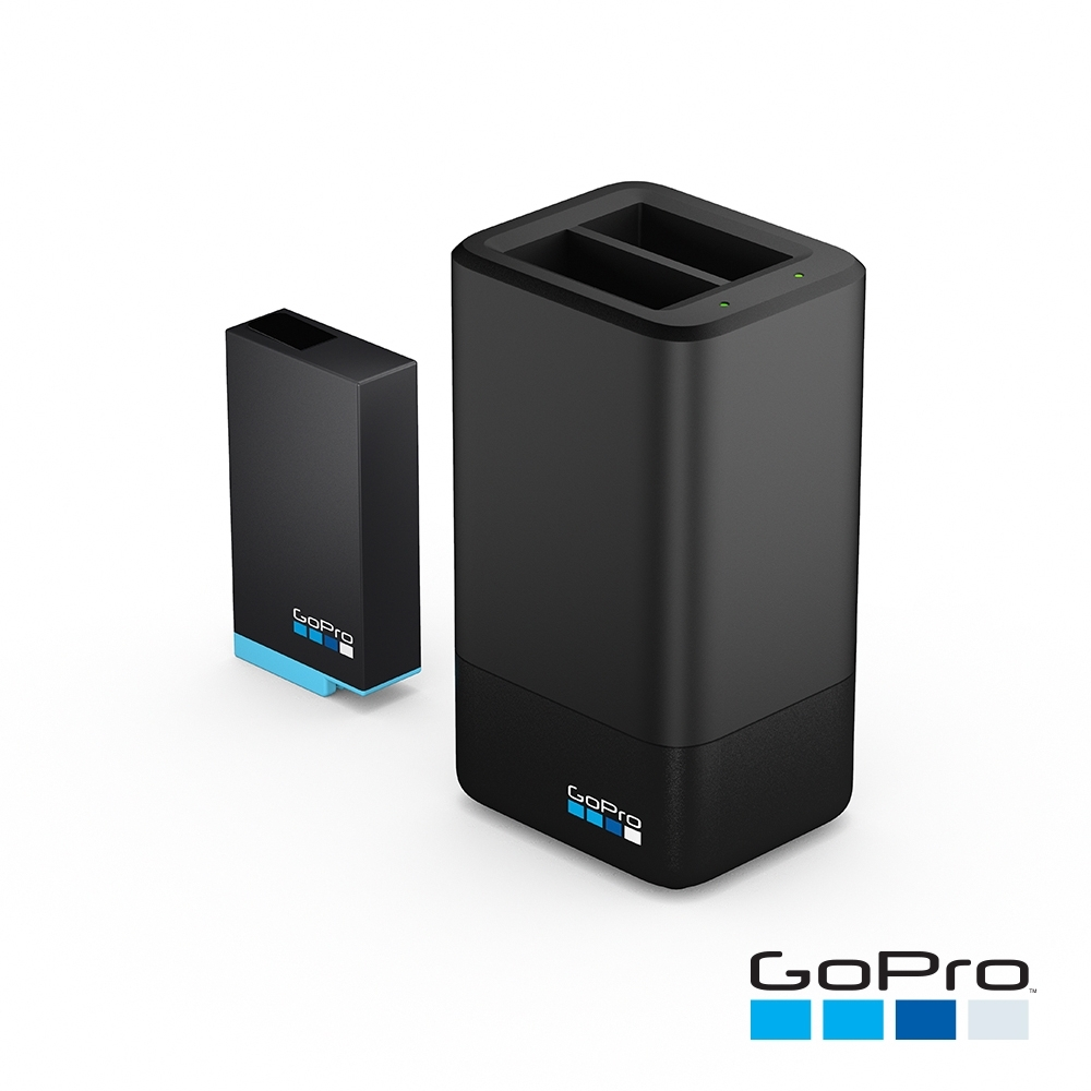 GoPro-MAX專用雙電池充電器-電池ACDBD-001-AS product image 1