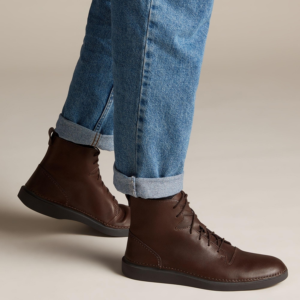 Clarks 百年不敗 經典真皮鞋履(4款任選)
