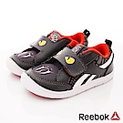 Reebok頂級童鞋 趣味造型休閒款 NTH955黑紅(寶寶段)