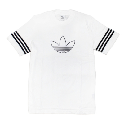 ADIDAS 男 OUTLINE TEE 圓領T(短)