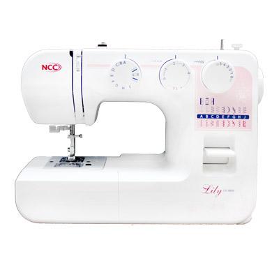 [福利品]喜佳NCC 百合縫紉機 CC-9909