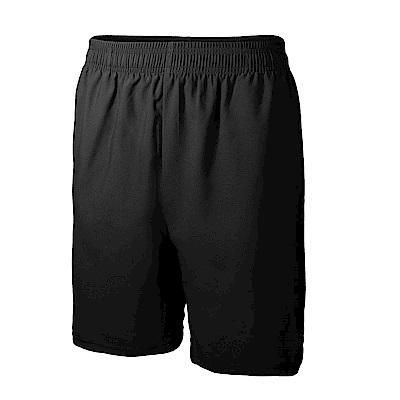 【ZEPRO】男子酷玩排汗運動短褲-黑