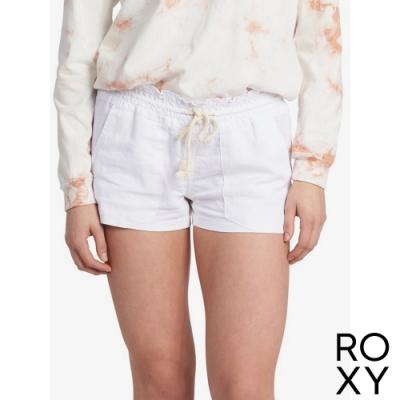 【ROXY】OCEANSIDE SHORT 短褲 白色