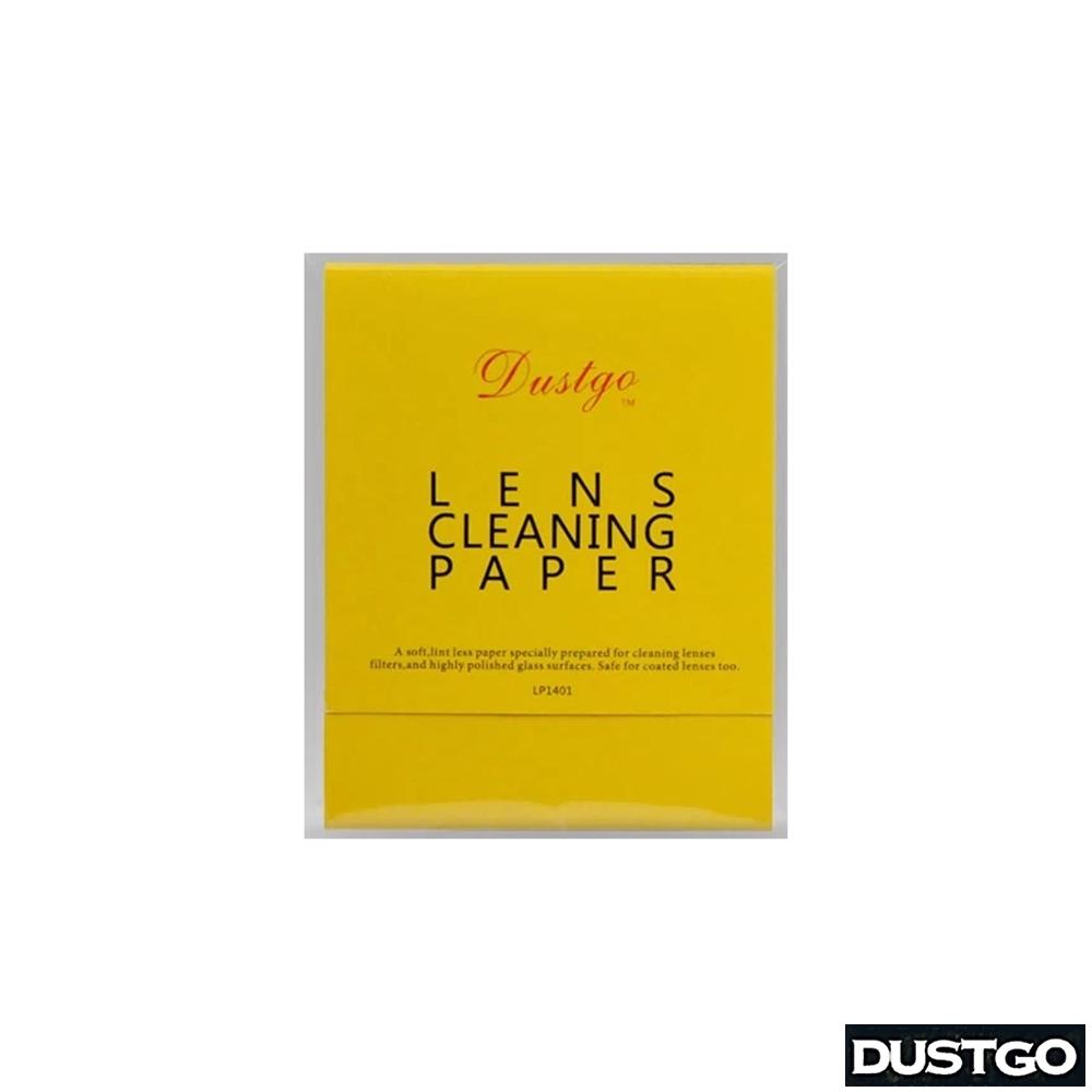 Dustgo 專業光學拭鏡紙(紙:日本製造)LP1401