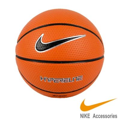 NIKE HYPER ELITE 6號籃球原色運動健身橘