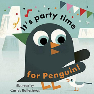 It s Party Time For Penguin 變臉操作書:企鵝的派對時間