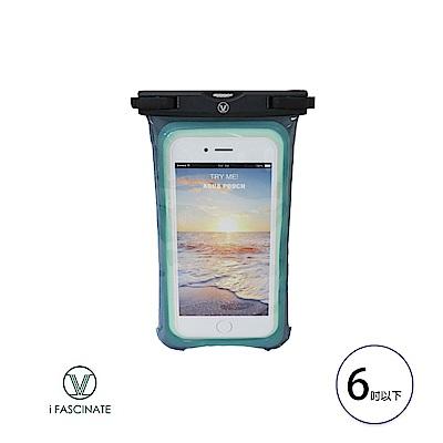 iFASCINATE 手機防水袋 B01-045-3 透明黑