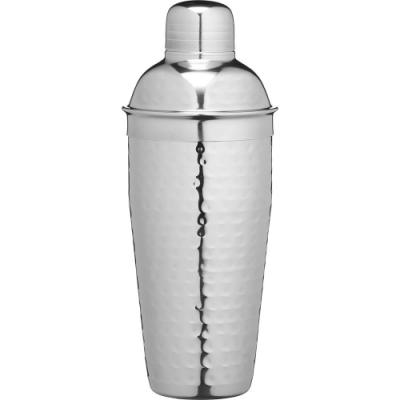 《Premier》錘紋不鏽鋼雪克杯(500ml)
