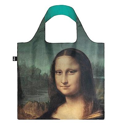LOQI 購物袋-博物館系列 (蒙娜麗莎 LVMO)