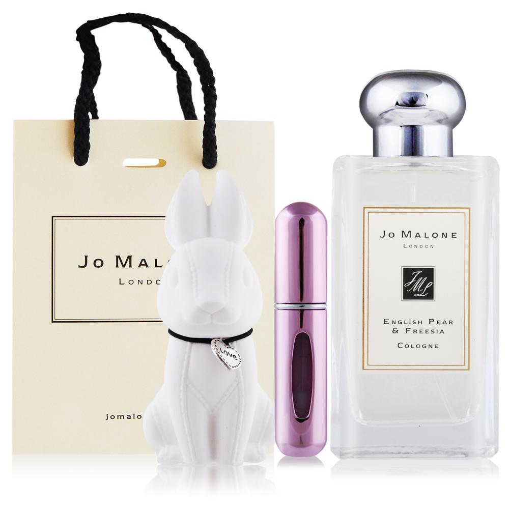 Jo Malone 香水100ml加擴香石&分裝瓶(隨機) 英國經典香氛