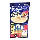日本 CIAO 啾嚕燒肉泥 4SC-77 鮪魚&干貝風味 14g*4入