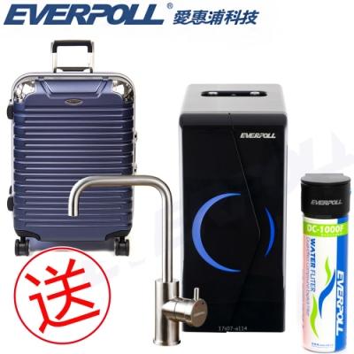 EVERPOLL 愛惠浦科技 - 廚下型雙溫無壓 單道雙效複合式-EP168 DC1000