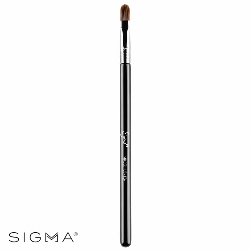 Sigma E56-小扁頭眼影刷 Shader-Lid Brush