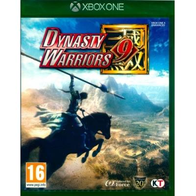 真三國無雙 8 Dynasty Warriors 9 - XBOX ONE 中英日文歐版