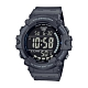 CASIO卡西歐 數位/指針 十年電力 大錶徑 數位顯示系列 AE-1500WH-8B_51.2mm product thumbnail 1
