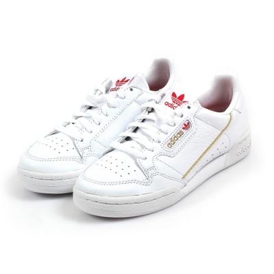 愛迪達 ADIDAS CONTINENTAL 80 休閒鞋-女 FW6391
