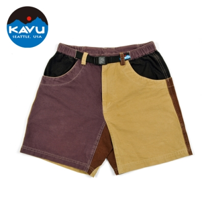 【KAVU】 Chilliwack Short 工作短褲 搞怪個性 #400