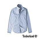 Timberland 男款淺藍色長袖襯衫|A1NKX
