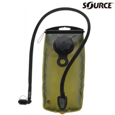 SOURCE WXP軍用水袋4500130102 黑色