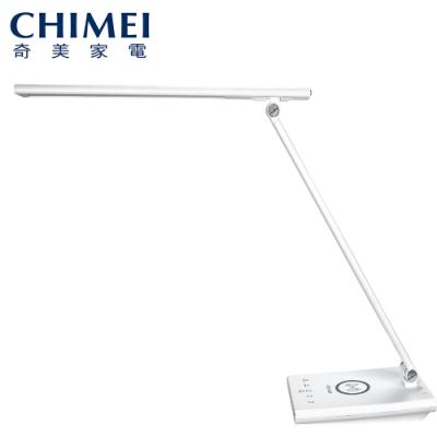 CHIMEI奇美 時尚LED QI無線充電護眼檯燈LT-WP100D