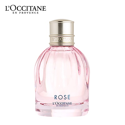 L'OCCITANE 歐舒丹 玫瑰花園淡香水50ml