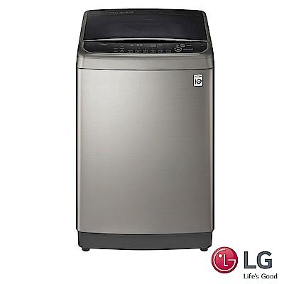 LG樂金 12公斤直立式變頻洗衣機(極窄版) WT-SD129HVG 不鏽鋼銀