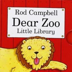 可愛的動物園掌中盒裝書