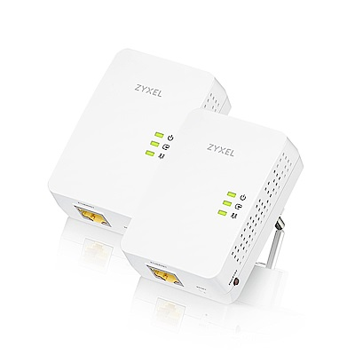 ZyXEL合勤 PLA-5405 V2 1300M電源上網器(雙包裝)