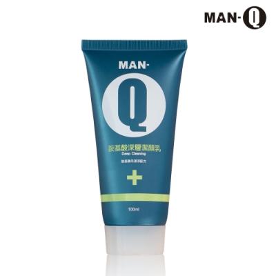 MAN-Q 胺基酸深層潔顏乳100ml