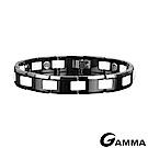 GAMMA 時尚中性陶瓷鍺磁石手鍊(WH-03)