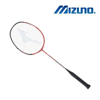 Mizuno TECHNOBLADE 633 羽球拍 橘x黑 73TTB96303