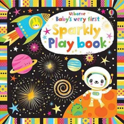Baby s Very First Sparkly Playbook 寶貝的第一本亮晶晶觸摸書