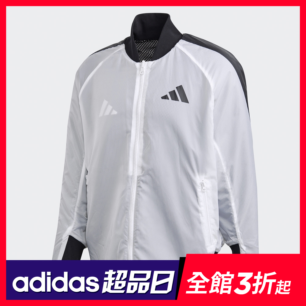 adidas VRCT 雙面運動外套 男 FI4688