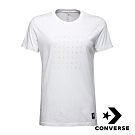 CONVERSE SOLAR 女短袖T恤 白 10007513-A01
