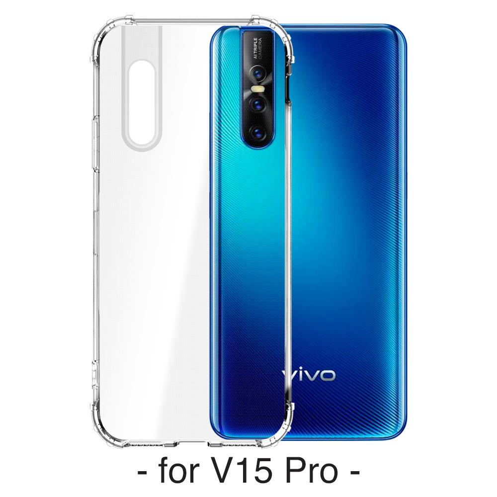 【YADI】維沃 vivo V15 Pro/6.39吋手機保護殼/空壓殼/軍規認證