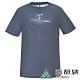 【ATUNAS 歐都納】男款防曬吸濕排汗涼感短袖T恤A1TS2002M灰 product thumbnail 1