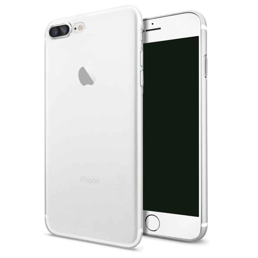 iPhone 8 Plus/7 Plus 5.5吋 超耐塑晶漾高硬度(薄)背殼(1入)