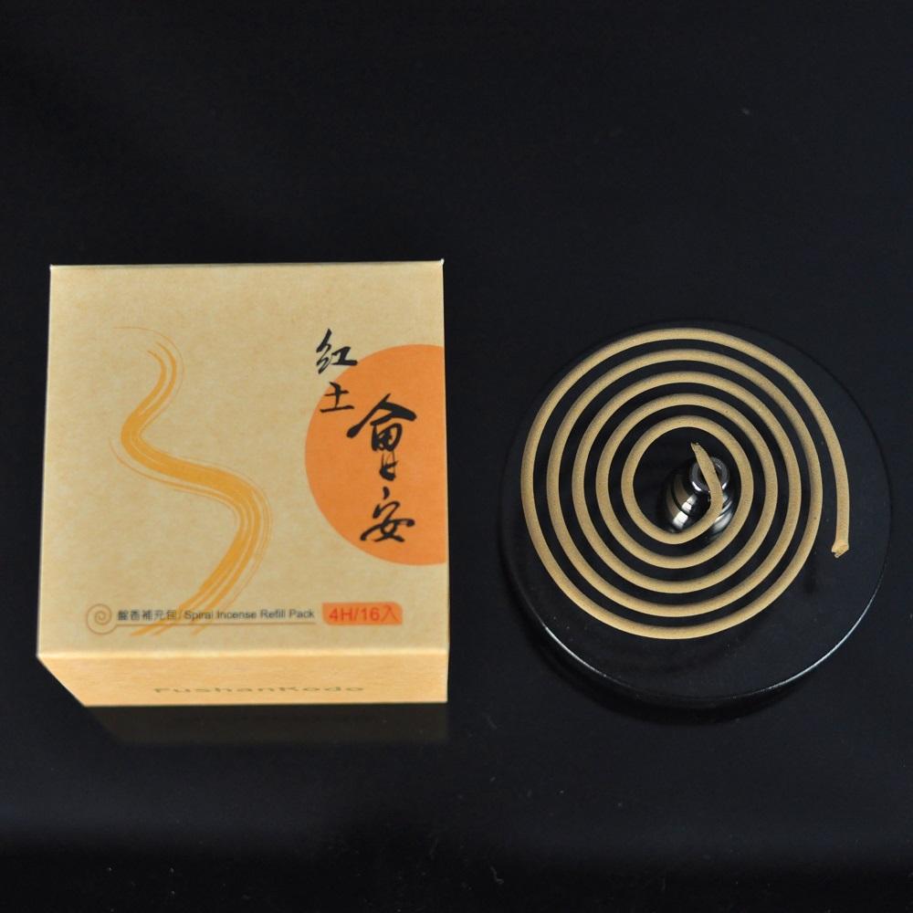 Fushankodo富山香堂-紅土會安3.5H盤香補充包 @ Y!購物