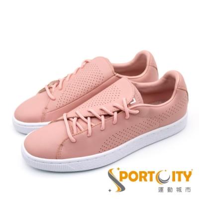 PUMA Basket Crush 女愛心休閒鞋 36968903