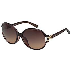 LONGCHAMP 太陽眼鏡 (咖啡色系)LO629SK