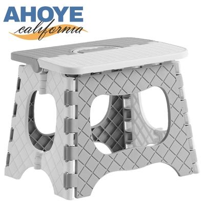 Ahoye 加厚加固手提式摺疊凳子 (23*19.5*18cm) 折疊椅 板凳
