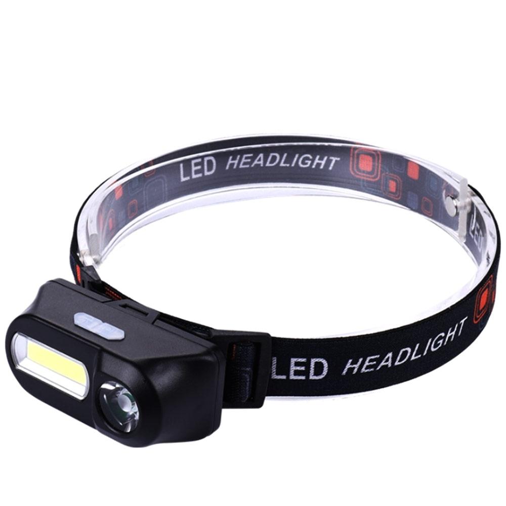 OSAKI XPE+COB強光雙光源充電式頭燈 OS-TD631