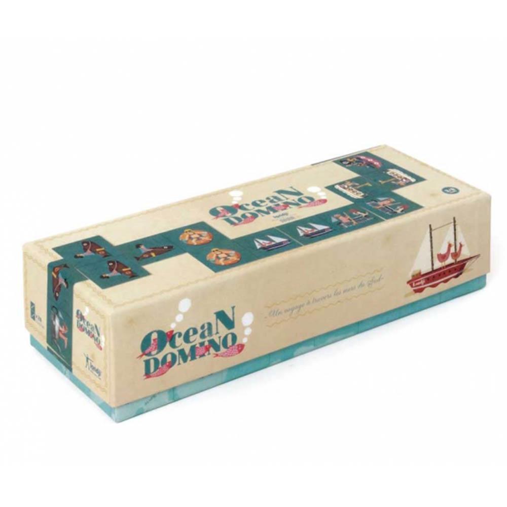西班牙Londji 骨牌遊戲-海盜尋寶