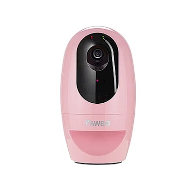 波寶Pawbo粉色寵物互動攝影機