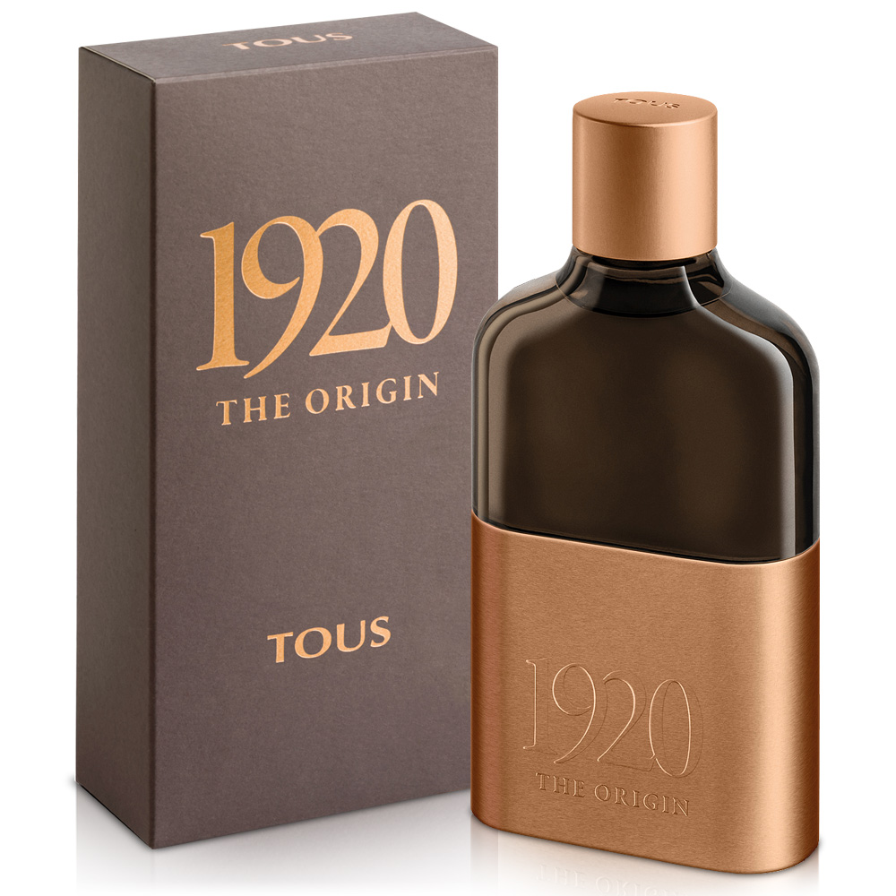 TOUS 1920 男性淡香精100ml product image 1