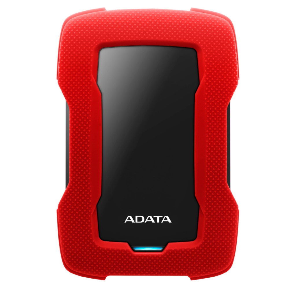 ADATA威剛 HD330 4TB(紅) 2.5吋行動硬碟
