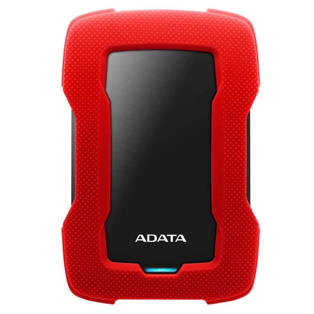 ADATA威剛 HD330 2TB(紅) 2.5吋行動硬碟