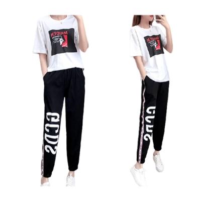 【韓國K.W.】(預購) 韓流百搭英倫個性套裝褲(共1色)