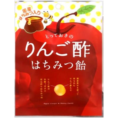 川口 蜂蜜蘋果醋風味糖(75g)