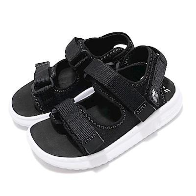 New Balance 涼拖鞋 IH750BKW 寬楦 穿搭 童鞋